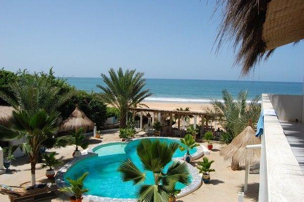 Hotel bord de mer coeur senegal petite c te saly somone for Hotel au bord de mer